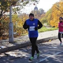 """Vilnius 10 km run, """"Run with Živilė Balčiūnaitė"""". - Vitalik Juchnevič (2013)"""