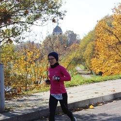"""Vilnius 10 km run, """"Run with Živilė Balčiūnaitė"""". - Jolita Macelytė (2172)"""