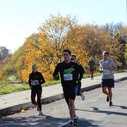 """Vilnius 10 km run, """"Run with Živilė Balčiūnaitė"""". - Edvinas Dargužis (2427)"""