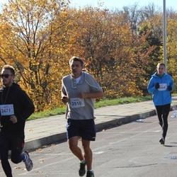 """Vilnius 10 km run, """"Run with Živilė Balčiūnaitė"""". - Andrius Šalučka (2510)"""