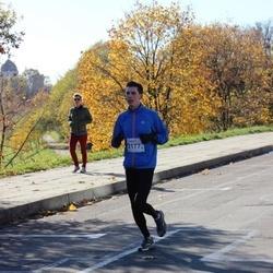 """Vilnius 10 km run, """"Run with Živilė Balčiūnaitė"""". - Saulius Mašnauskas (2177)"""