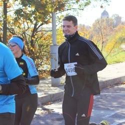 """Vilnius 10 km run, """"Run with Živilė Balčiūnaitė"""". - Vytis Nevedomskis (2496)"""