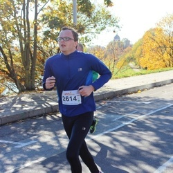 """Vilnius 10 km run, """"Run with Živilė Balčiūnaitė"""". - Justas Veršnickas (2614)"""