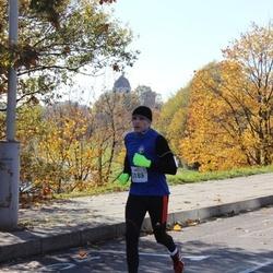 """Vilnius 10 km run, """"Run with Živilė Balčiūnaitė"""". - Rolandas Ruslanas Jakučionis (2189)"""