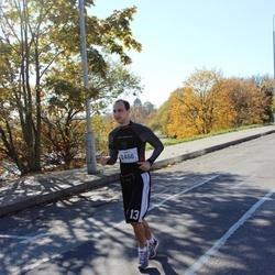 """Vilnius 10 km run, """"Run with Živilė Balčiūnaitė"""". - Tomas Bolotinas (2466)"""