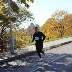"""Vilnius 10 km run, """"Run with Živilė Balčiūnaitė"""". - Marius Mateliunas (2213)"""