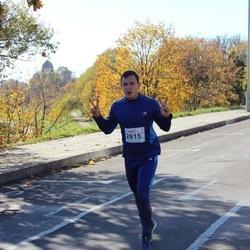 """Vilnius 10 km run, """"Run with Živilė Balčiūnaitė"""". - Tomas Elsukovas (2615)"""