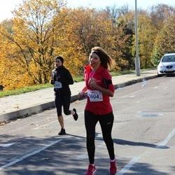 """Vilnius 10 km run, """"Run with Živilė Balčiūnaitė"""". - Ugne Rubikaite (2604)"""