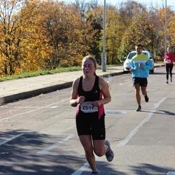 """Vilnius 10 km run, """"Run with Živilė Balčiūnaitė"""". - Vaiva Petrauskaitė (2516)"""