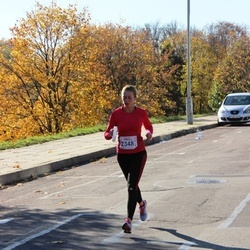 """Vilnius 10 km run, """"Run with Živilė Balčiūnaitė"""". - Natalija Uljanova (2348)"""