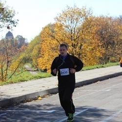 """Vilnius 10 km run, """"Run with Živilė Balčiūnaitė"""". - Vaidas Valatkevičius (2430)"""