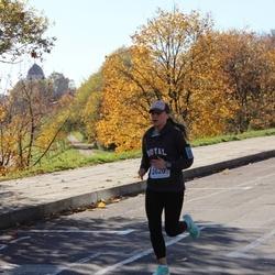 """Vilnius 10 km run, """"Run with Živilė Balčiūnaitė"""". - Indrė Staražinskaitė (2620)"""