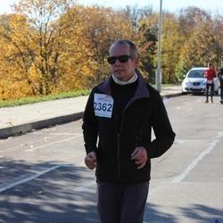 """Vilnius 10 km run, """"Run with Živilė Balčiūnaitė"""". - Gintaras Gulbinas (2362)"""