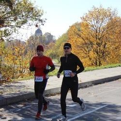 """Vilnius 10 km run, """"Run with Živilė Balčiūnaitė"""". - Eldaras Gilys (2643)"""