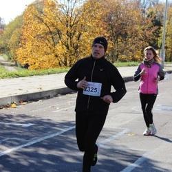 """Vilnius 10 km run, """"Run with Živilė Balčiūnaitė"""". - Donatas Marcinkevičius (2325)"""
