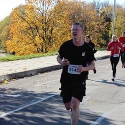 """Vilnius 10 km run, """"Run with Živilė Balčiūnaitė"""". - Andrej Galin (2145)"""