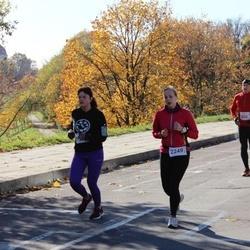 """Vilnius 10 km run, """"Run with Živilė Balčiūnaitė"""". - Liudmila Iniakina (2249)"""