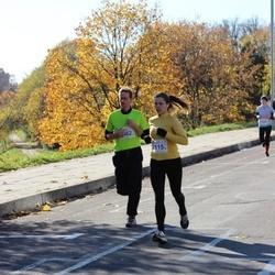 """Vilnius 10 km run, """"Run with Živilė Balčiūnaitė"""". - Nijolė Gagilaitė (2115)"""