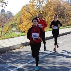 """Vilnius 10 km run, """"Run with Živilė Balčiūnaitė"""". - Eglė Markūnė (2596)"""