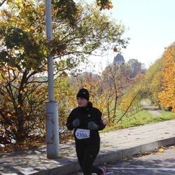 """Vilnius 10 km run, """"Run with Živilė Balčiūnaitė"""". - Julija Vaščiūnaitė (2300)"""