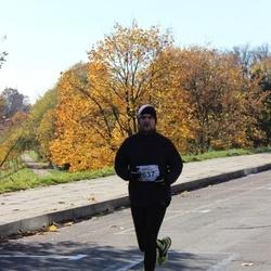 """Vilnius 10 km run, """"Run with Živilė Balčiūnaitė"""". - Gediminas Banevičius (2637)"""