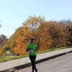"""Vilnius 10 km run, """"Run with Živilė Balčiūnaitė"""". - Nijolė Ona Jablonskienė (2054)"""