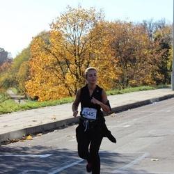 """Vilnius 10 km run, """"Run with Živilė Balčiūnaitė"""". - Simona Čaplikaitė (2545)"""