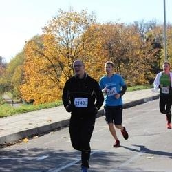 """Vilnius 10 km run, """"Run with Živilė Balčiūnaitė"""". - Vitalijus Gricius (2140), Edgaras Gajauskas (2395)"""