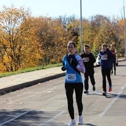 """Vilnius 10 km run, """"Run with Živilė Balčiūnaitė"""". - Rūta Mackevičiūtė (2057)"""