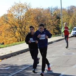 """Vilnius 10 km run, """"Run with Živilė Balčiūnaitė"""". - Vladas Bogdanovič (2344)"""
