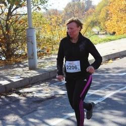 """Vilnius 10 km run, """"Run with Živilė Balčiūnaitė"""". - Dalia Švelnytė (2206)"""