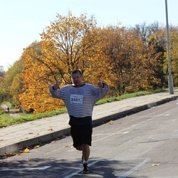"""Vilnius 10 km run, """"Run with Živilė Balčiūnaitė"""". - Arvydas Černiauskas (2481)"""