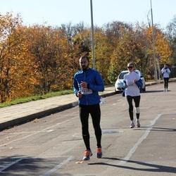 """Vilnius 10 km run, """"Run with Živilė Balčiūnaitė"""". - Laimonas Krivickas (2238)"""