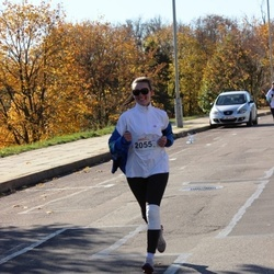 "Vilnius 10 km run, ""Run with Živilė Balčiūnaitė"". - Yuliya Maretskaya (2055)"