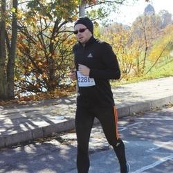 """Vilnius 10 km run, """"Run with Živilė Balčiūnaitė"""". - Dominic Otto (2288)"""