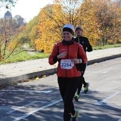 """Vilnius 10 km run, """"Run with Živilė Balčiūnaitė"""". - Raminta Vileniškienė (2284)"""