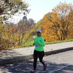 """Vilnius 10 km run, """"Run with Živilė Balčiūnaitė"""". - Egle Kliukeviciene (2080)"""
