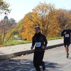 """Vilnius 10 km run, """"Run with Živilė Balčiūnaitė"""". - Gediminas Songaila (2200)"""