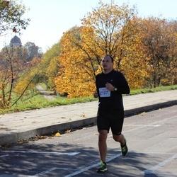 """Vilnius 10 km run, """"Run with Živilė Balčiūnaitė"""". - Algis Vadeiša (2107)"""
