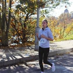 """Vilnius 10 km run, """"Run with Živilė Balčiūnaitė"""". - Miglė Tamašauskaitė (2079)"""