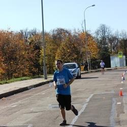 """Vilnius 10 km run, """"Run with Živilė Balčiūnaitė"""". - Aurimas Žibas (2396)"""