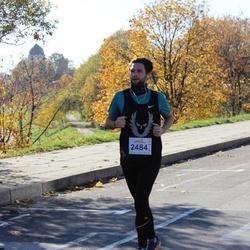 """Vilnius 10 km run, """"Run with Živilė Balčiūnaitė"""". - Mantas Linkevičius (2484)"""