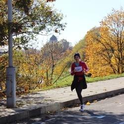 """Vilnius 10 km run, """"Run with Živilė Balčiūnaitė"""". - Jolanta Michalovskaja (2307)"""