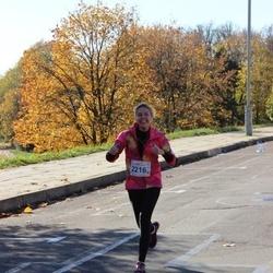 """Vilnius 10 km run, """"Run with Živilė Balčiūnaitė"""". - Kotryna Cicėnaitė (2216)"""