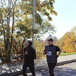 """Vilnius 10 km run, """"Run with Živilė Balčiūnaitė"""". - Kęstutis Šimkevičius (2425)"""