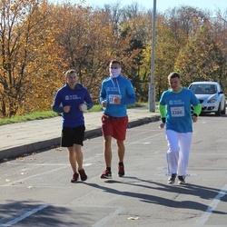 """Vilnius 10 km run, """"Run with Živilė Balčiūnaitė"""". - Marius Lukošiūnas (2386)"""