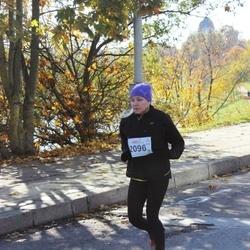 """Vilnius 10 km run, """"Run with Živilė Balčiūnaitė"""". - Svetlana Punia (2096)"""