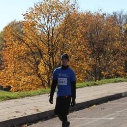 """Vilnius 10 km run, """"Run with Živilė Balčiūnaitė"""". - Eugenijus Boguška (2397)"""