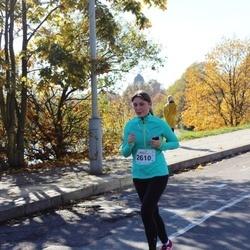 """Vilnius 10 km run, """"Run with Živilė Balčiūnaitė"""". - Ieva Čiarienė (2610)"""