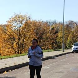 """Vilnius 10 km run, """"Run with Živilė Balčiūnaitė"""". - Beta Svilainė (2636)"""